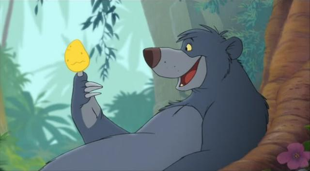 Baloo Totems Scouts Be