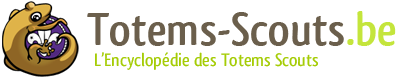 Logo Totems-Scouts.be Couleur